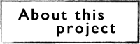 about this project